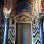 Castello di Sammezzano porta araba