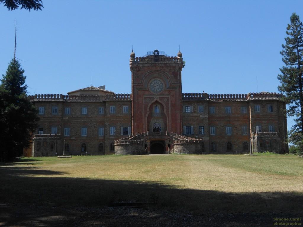 Castello di Sammezzano Leccio foto esterno