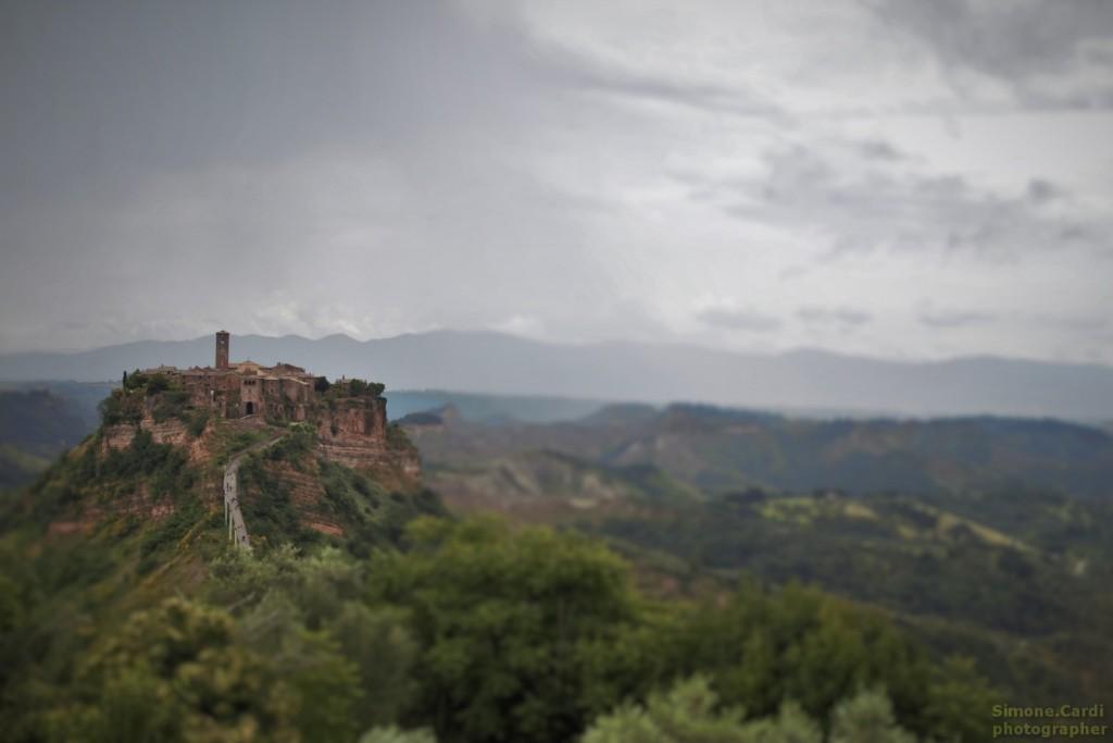 foto Bagnoregio panorama