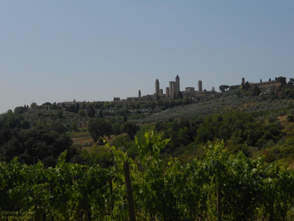 San Gimignano panorama