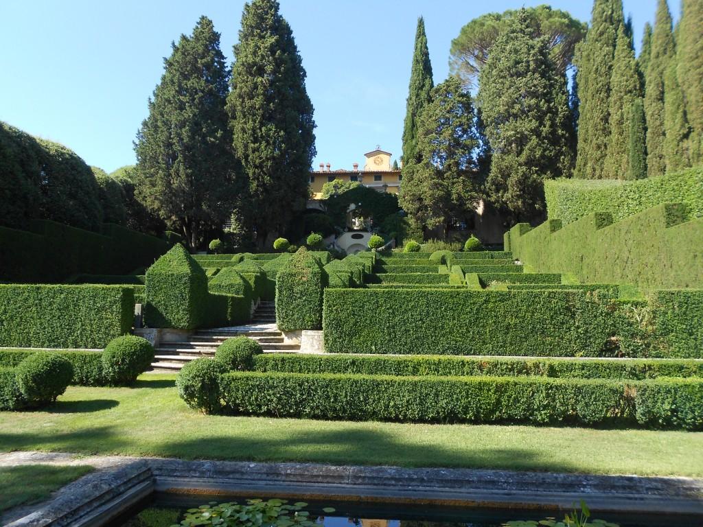 foto giardino di Villa I Tatti