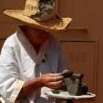 Eugenio Faggini Festa della Ceramica 2015