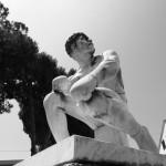 Pietrasanta statua in marmo