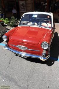 Montagna in fiera a Castiglione dei Pepoli auto vintage