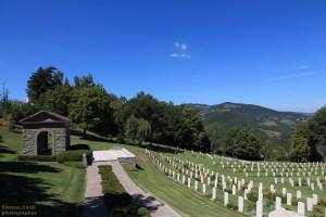 Cimitero Monumentale di Guerra dei caduti Sudafricani di Castiglione dei Pepoli