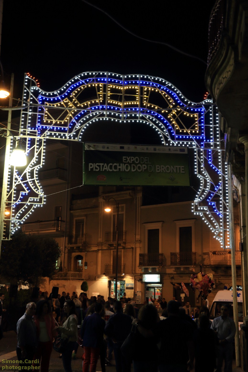 Expo Pistacchio DOP Bronte