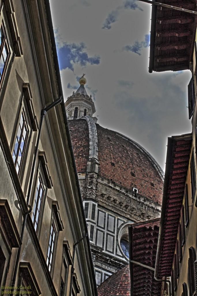cupola Brunelleschi duomo Santa Maria del Fiore Firenze