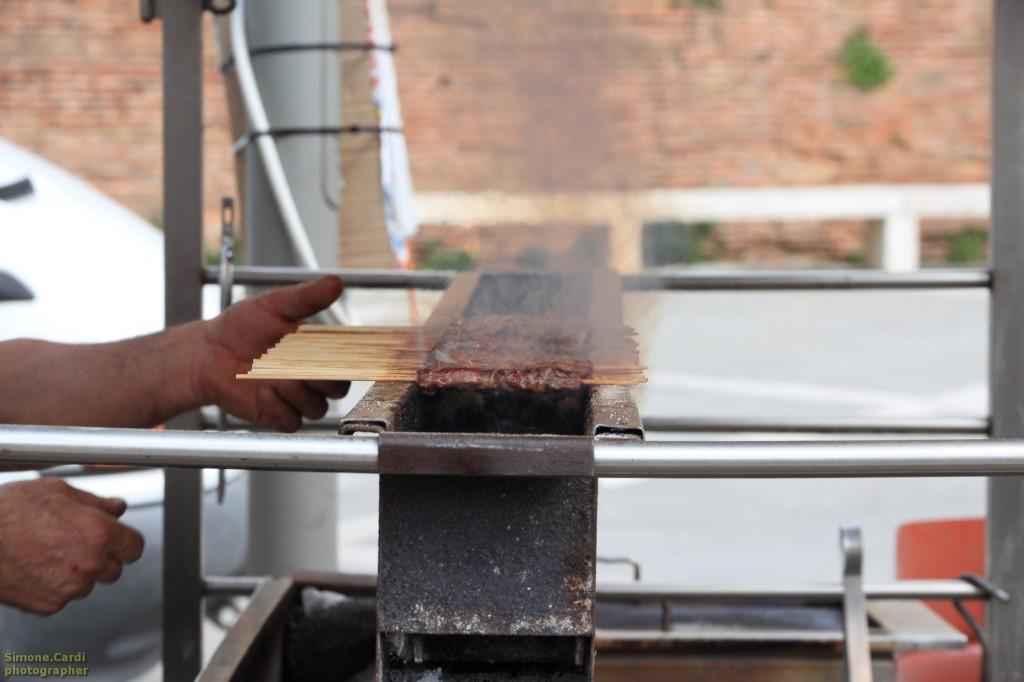 Streetfood Village Castelfiorentino gli arrosticini