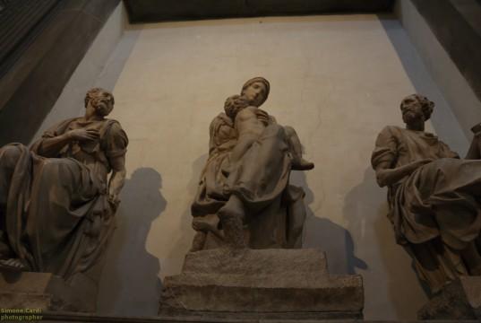 Cappelle Medicee Firenze Sagrestia Nuova tomba di Lorenzo de' Medici