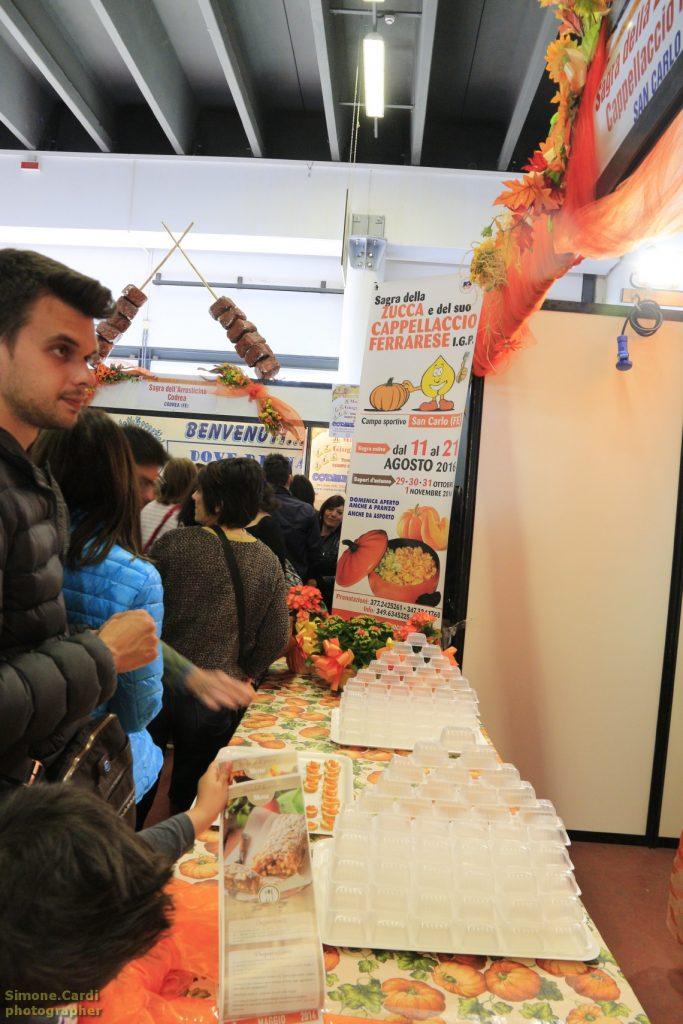 Misen 2016 Sagra del Cappellacci di Zucca ferrarese