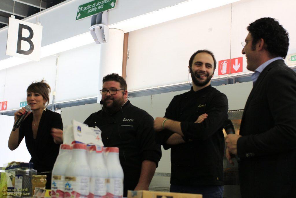 Misen 2016 Dario Baruffa e Lorenzo De Guio show cooking