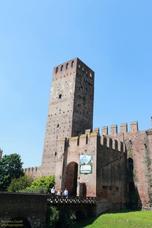 Montagnana nel Veneto porta di ingresso