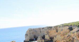 algarve beentour saluti da Praia de Marinha