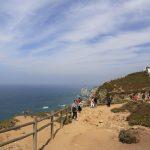 Cabo da Roca il faro e le scogliere