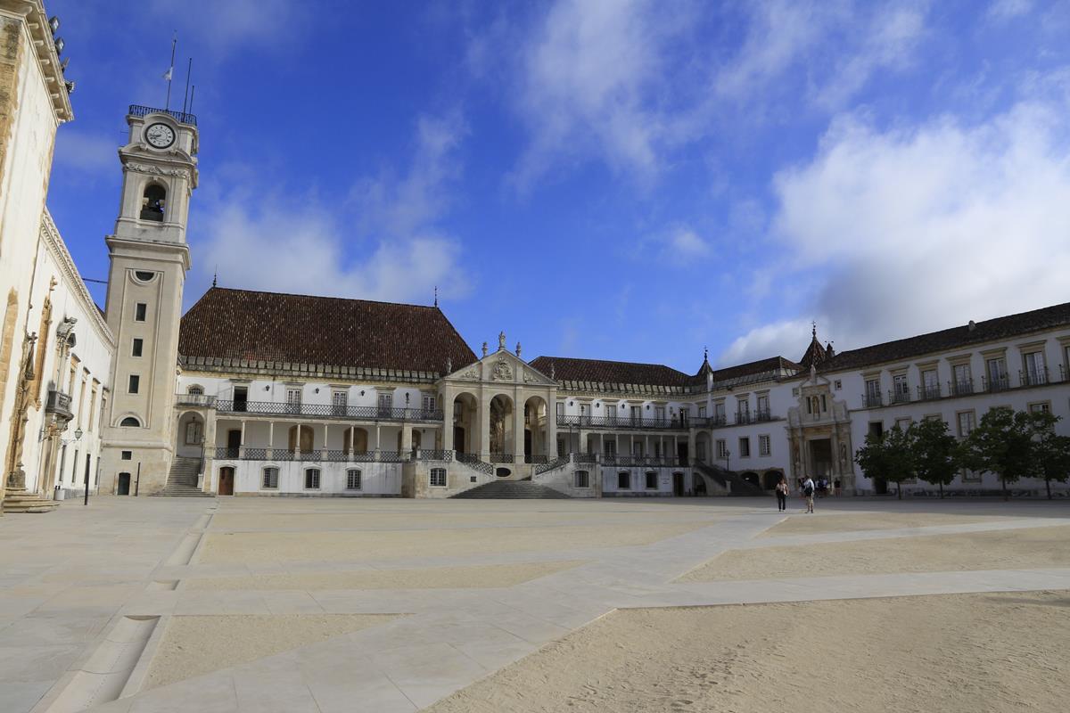 Tour del Portogallo: Coimbra e Aveiro
