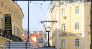 Lisbona lo storico tram 28