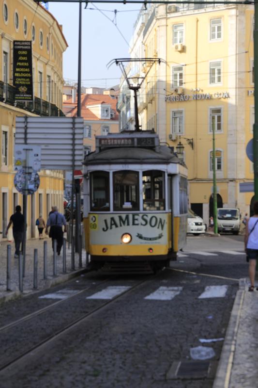 Tour del Portogallo: Lisbona giorno terzo