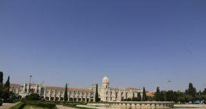 lisbona Monastero Dos Jeronimos panorma