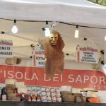 Fiera San Luca Impruneta Sapori d'Italia banco Sardegna