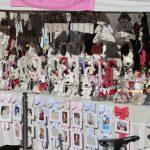 Fiera San Luca mercatino artigianato bambole di pezza
