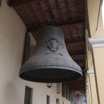 Brescello Bassa Reggiana il set di Peppone e Don Camillo la campana