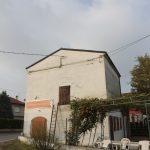 casa museo Antonio Ligabue la facciata del fienile