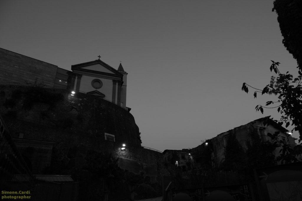 Castelnuovo dei Sabbioni museo MINE foto esterno