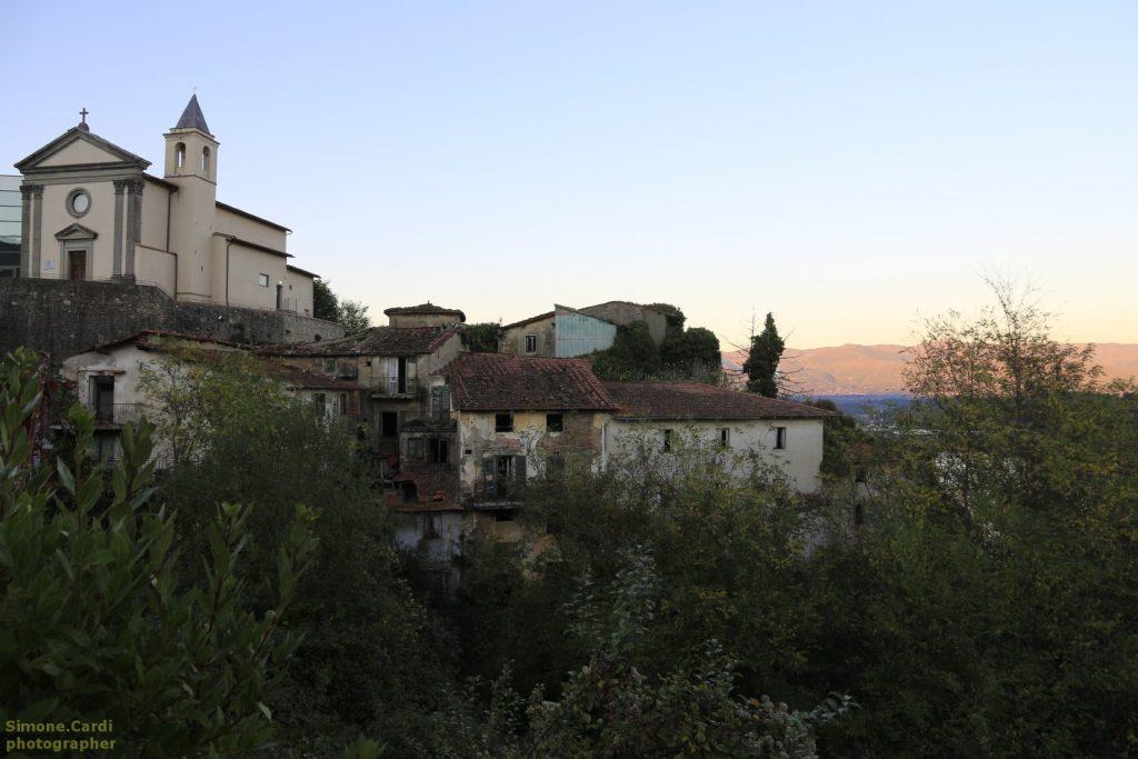 Castelnuovo dei Sabbioni panorama
