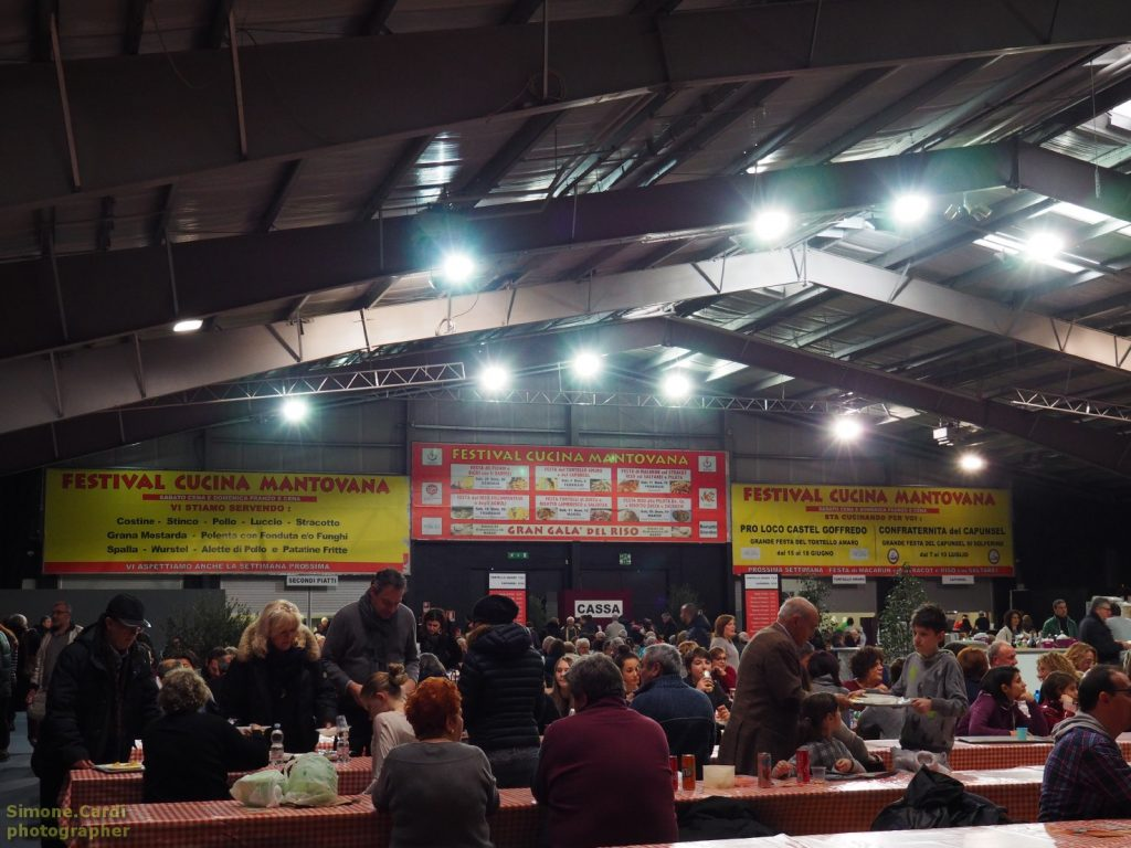 Mantova_Festival della cucina mantovana 2017 PalaBam