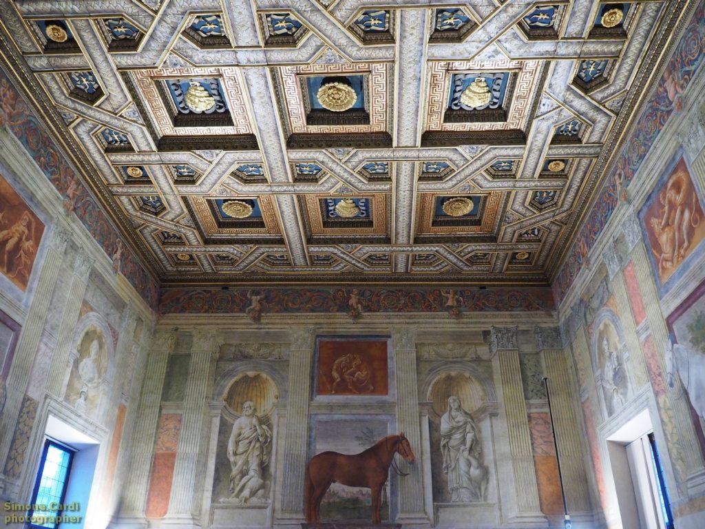 Mantova_Palazzo_Te_Salone_Cavalli