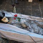 funerale di Re Bocco al Carnevale di Castiglion Fibocchi