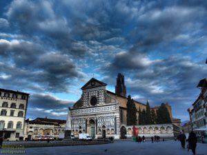 Firenze, chiesa di Santa Maria Novella