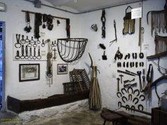 museo casa d'erci attrezzi per il bestiame
