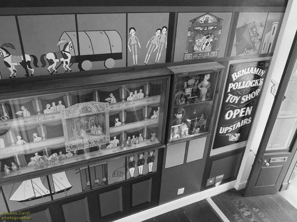 Benjamin Pollock's Toy Store
