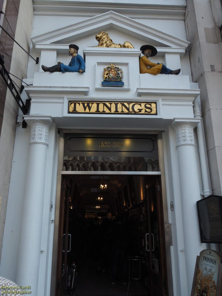 Twinings ingresso