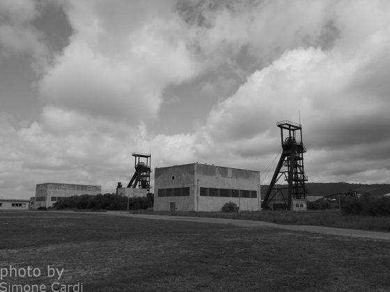 miniera serbariu esterno