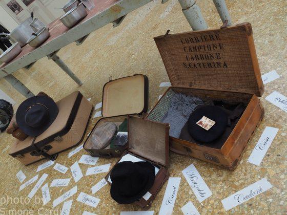 serbariu museo del carbone valigia emigrante