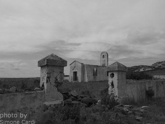 sentiero dell'acqua Asinara