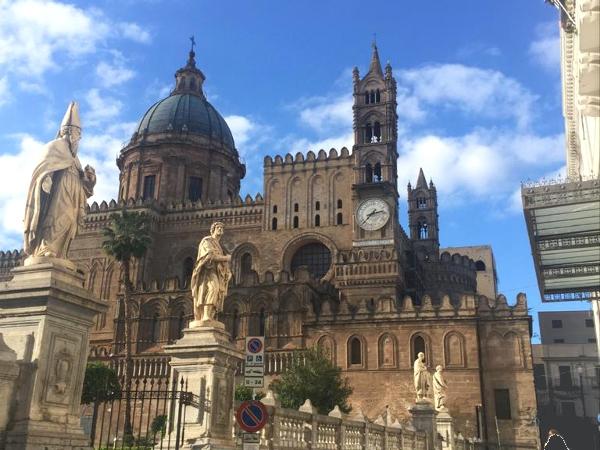 sicilia cattedrale palermo