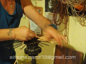 telaio bottega artigiana cazzato